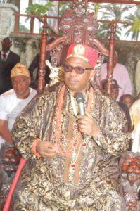 The Obi of Obinugwu