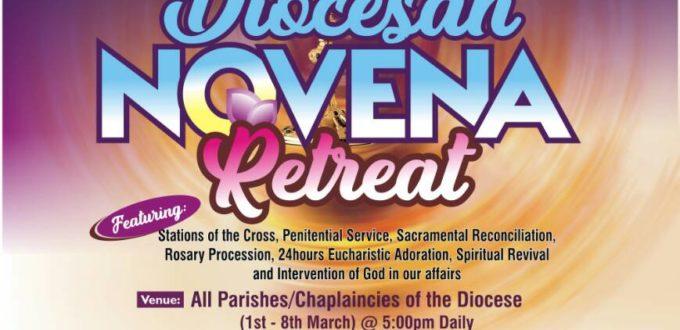 Diocesan Novena retreat