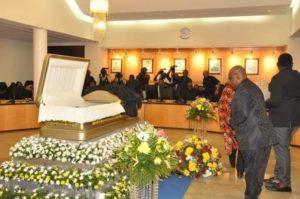 Aguma is a shinning light -Rivers State REC mourn Aguma.