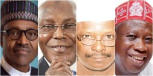 Presidential election: How North West will vote for Atiku/Buhari in 2019.
