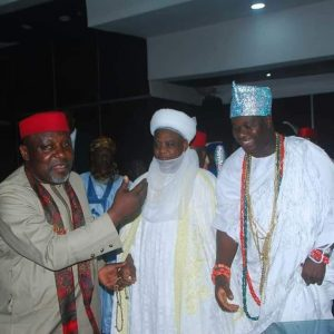Post election Peace : Most influential first class traditional rulers meet in Owerri.