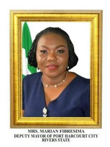 9th NASS : Port Harcourt City deputy Mayor Mrs Marian Fiberesima gives reason why women are found no where in the national assembly leadership.