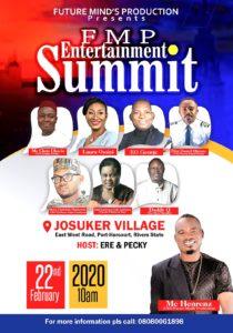 FMP Entertainment Summit
