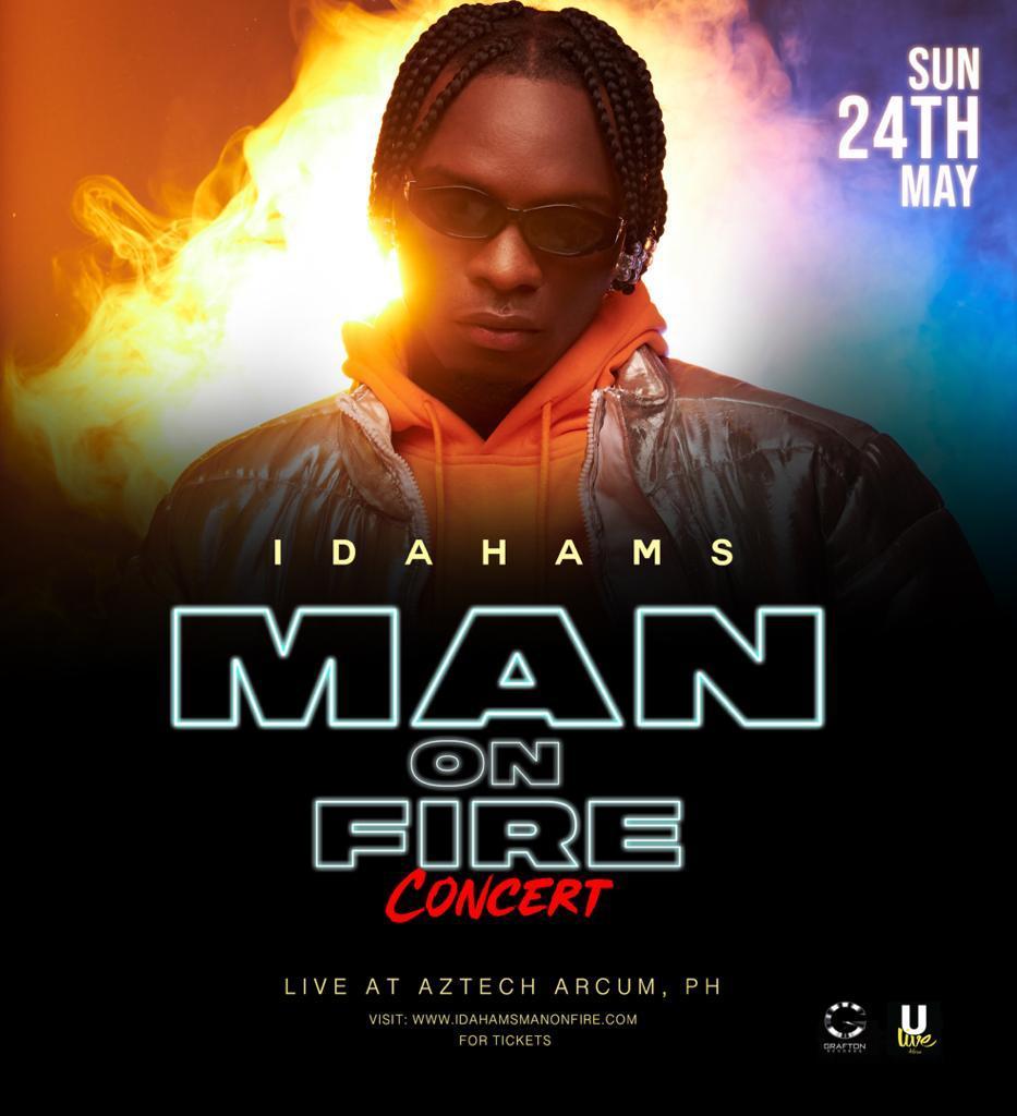 Idahams Man on Fire