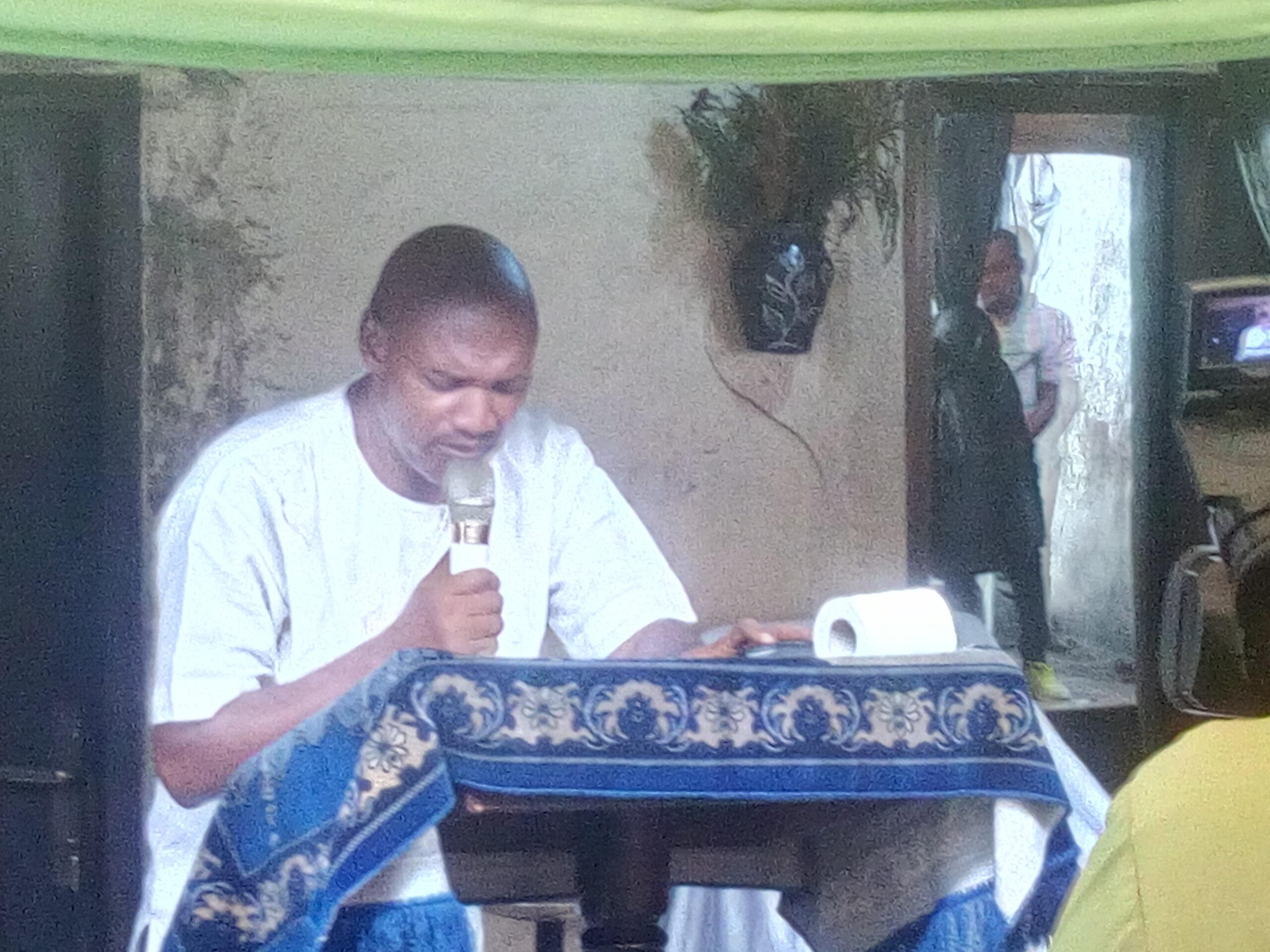 Prophet Nsiegbe